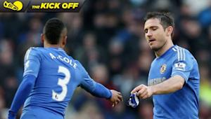 Kick Off: Frank Lampard again linked to MLS, and so is Chelsea teammate Ashley Cole
