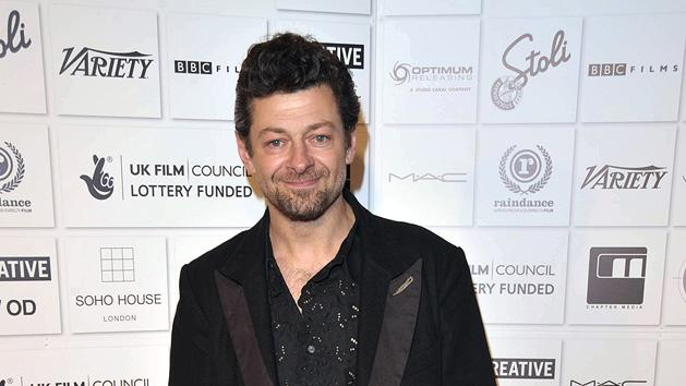 2009 British Independent Film Awards Andy Serkis