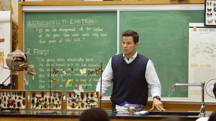 Mark Wahlberg The Happening Production 20th Century Fox 2008