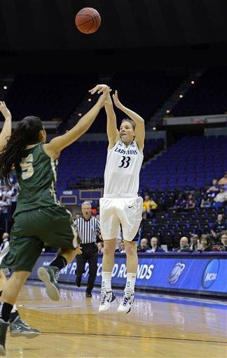 Lucas leads Penn State past Cal Poly, 85-55