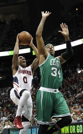 Horford, Hawks stay alive, beat Celtics 87-86