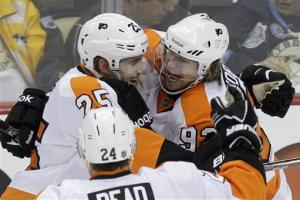 Flyers-Penguins Preview