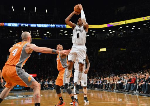 Joe Johnson leads Nets over Suns, 99-79