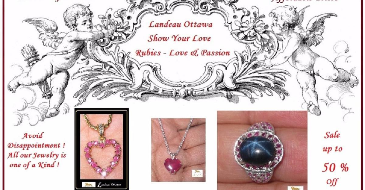 Landeau Ottawa Gemstone Jewelry