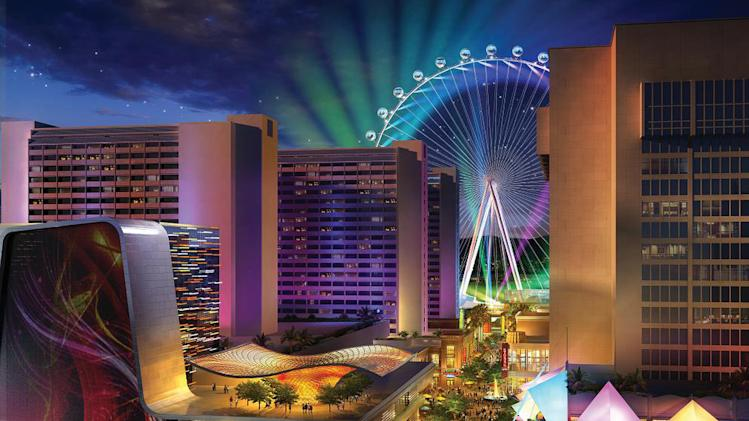 Caesars touting tenants at new Vegas Strip project