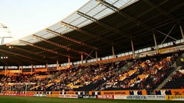 KC Stadium, Hull (Imago)