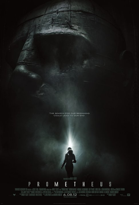 Best and Worst Movie Posters 2012  Prometheus