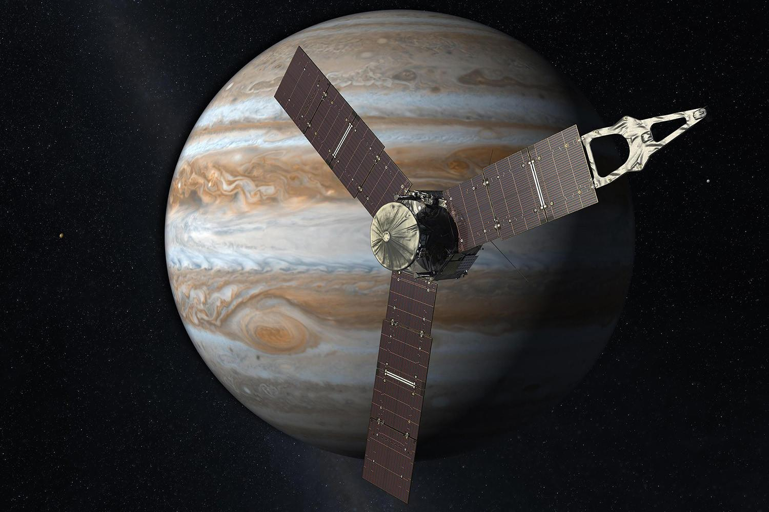NASA wants you to help it choose the photo sites for its next Jupiter flyby