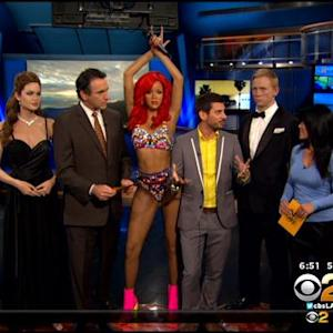 Madame Tussauds' Famous Wax Celebrities Head To Vegas!