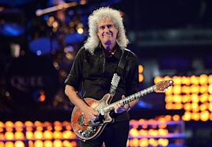 Brian May Talks New Queen Recordings, Freddie Mercury Biopic