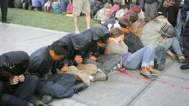 UC Davis Will Cover Medical Expenses of Pepper Sprayed Students