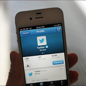 Twitter's Alert Service Crosses The Pond
