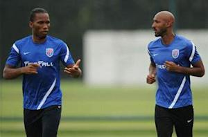 Zac Lee Rigg: Anelka and Drogba cast overboard by Shanghai Shenhua