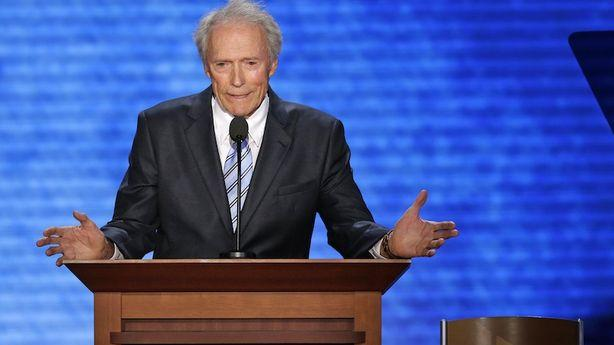 Clint Eastwood's Empty Chair Inspiration