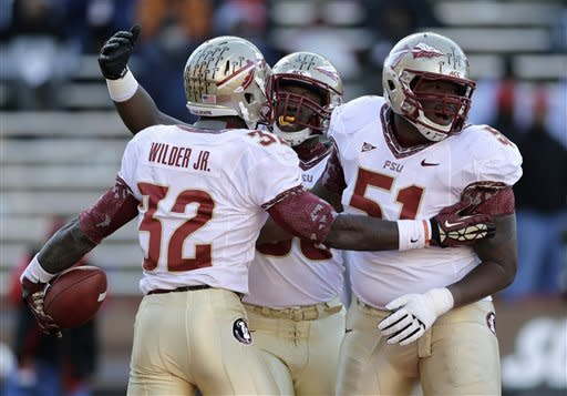 No. 10 Florida State beats Maryland 41-14