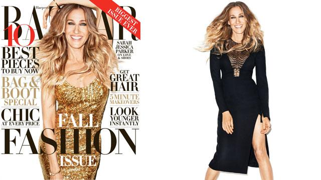 SJP Addresses Gossip Surrounding Her Marriage