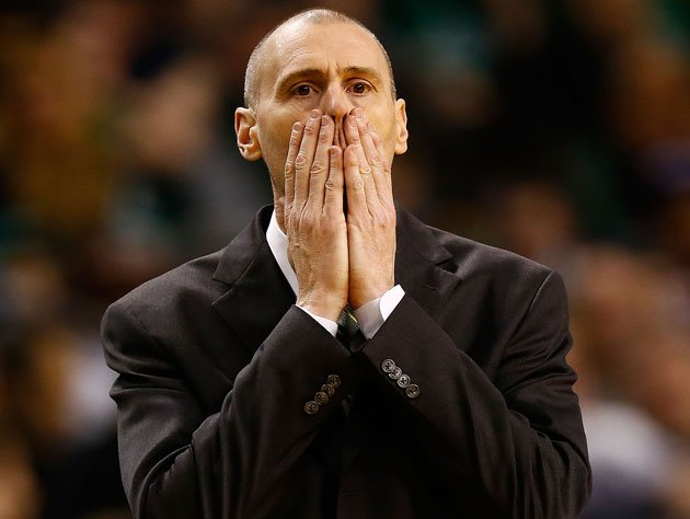 Rick Carlisle threatens suspensions if his slumping Dallas Mavericks don&#39;t get <b>...</b>