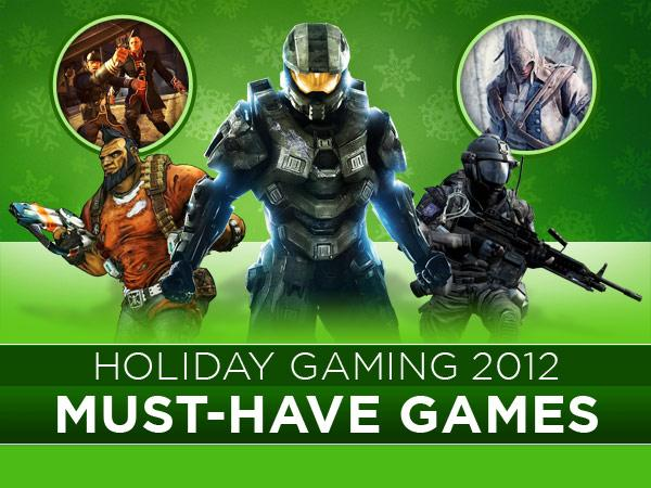 Holiday Gaming 2012: Must-Have Games