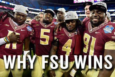Why Florida State will win the College Football Playoff