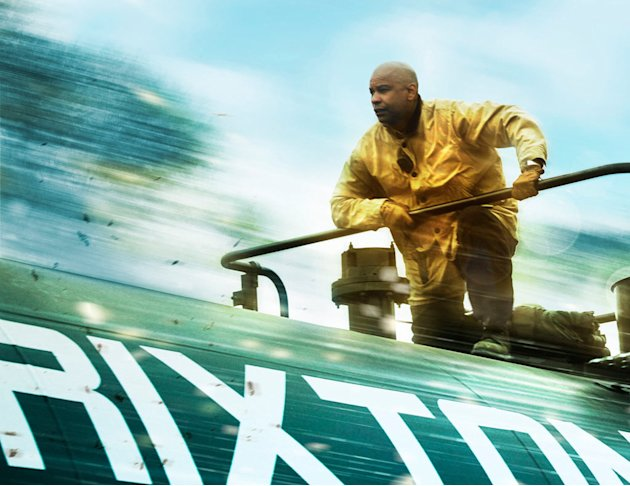 Unstoppable 20th Century Fox 2010 Denzel Washington