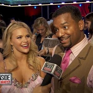 Backstage With New 'Dancing With the Stars' Cast