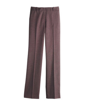 Jones New York polyester-blend pants