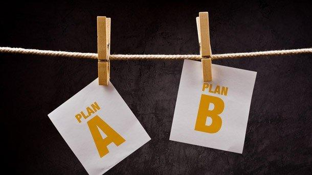 Facing Startup Uncertainty? Try 2 Different Ways to Plan for the Future.