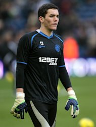 Northampton have signed Wigan goalkeeper Lee Nicholls on loan