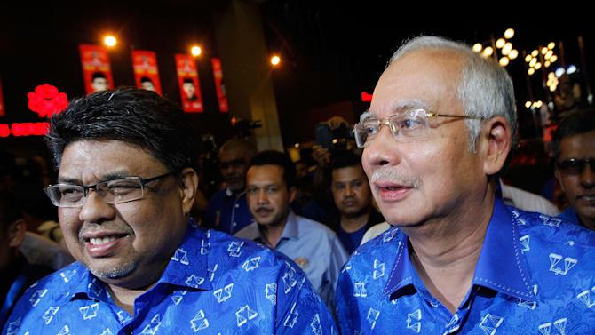 Malaysian's Await Results Of 13th General Election