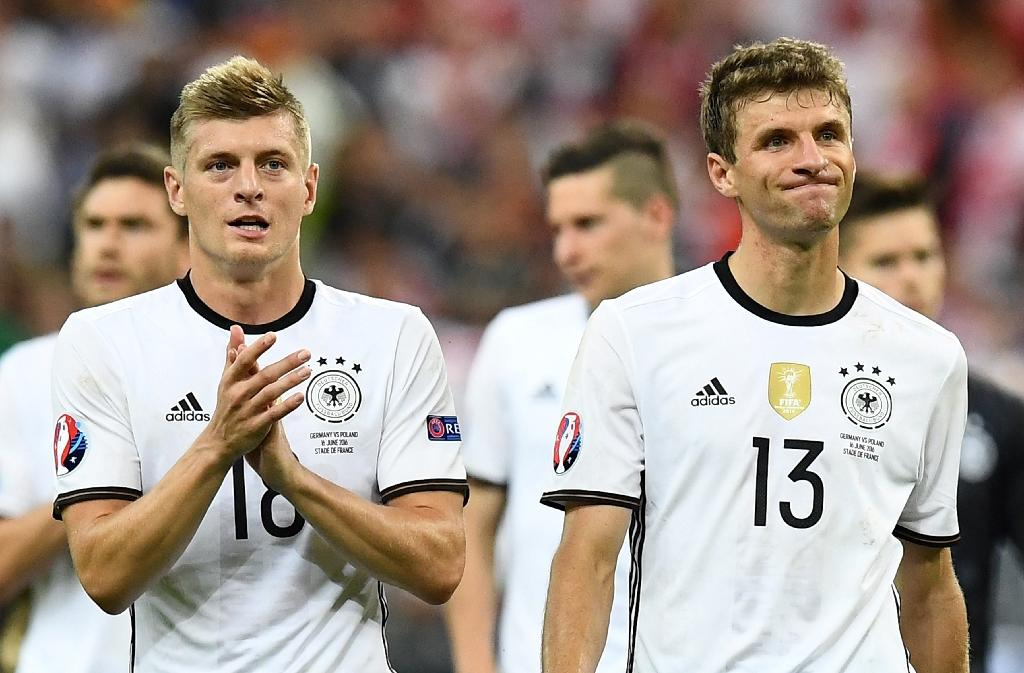 Time for Germany to turn Euro 2016 domination into goals - Loew