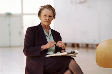 Judi Dench in Fox Searchlight's Notes on a Scandal