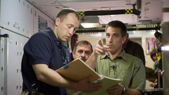 Next Space Station Crew Faces Out-of-This-World Final Exams