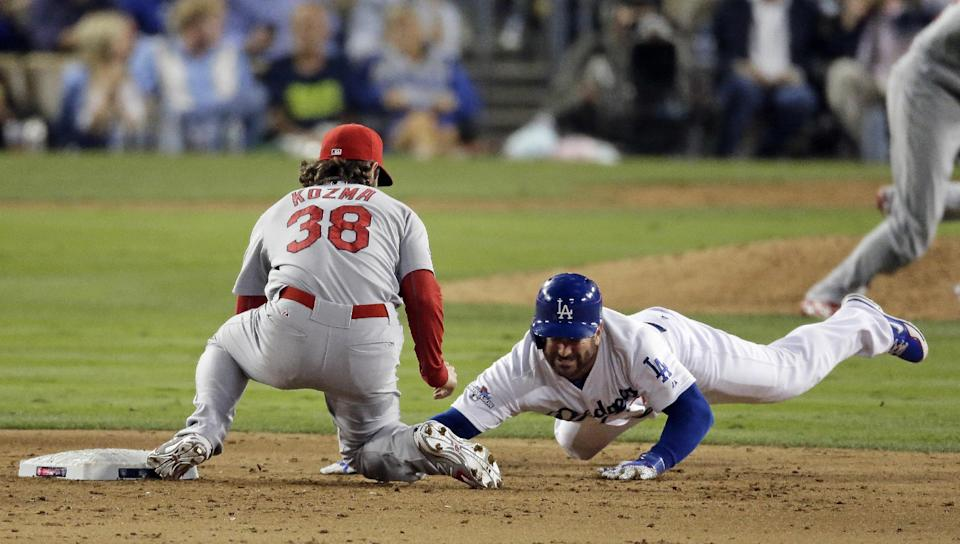 Cardinals move within 1 game of World Series