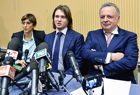 """Amanda Knox's Ex-Boyfriend Raffaele Sollecito Speaks Out After Acquittal: """"Like Being Born Again"""""""