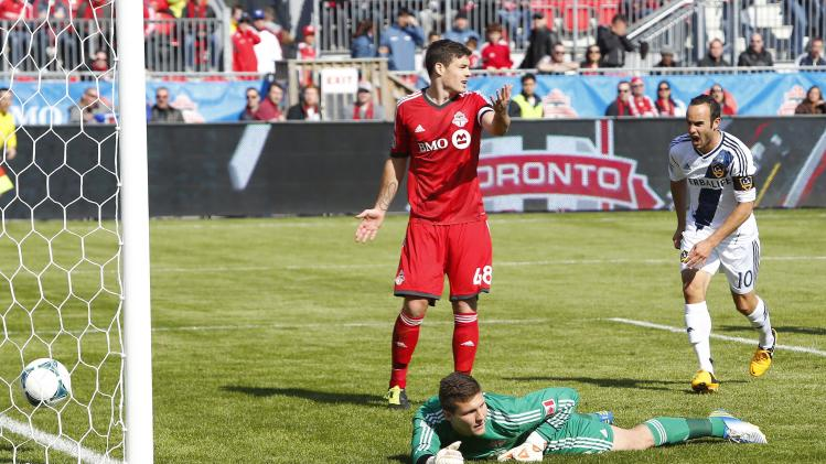 MLS: Los Angeles Galaxy at Toronto FC