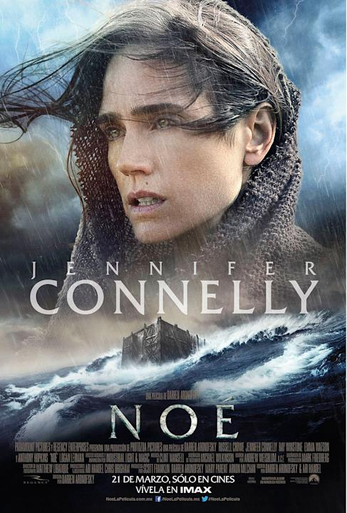 En exclusiva- póster de Jennifer Connelly