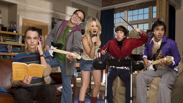 'The Big Bang Theory' Is the New 'Friends'