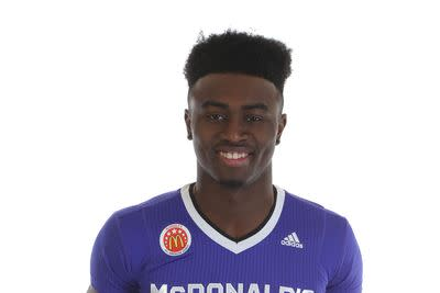 Top 5 recruit Jaylen Brown trims list, will chose between Kentucky, Kansas, Michigan, Cal, UNC