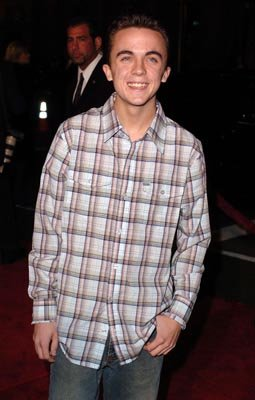 Frankie Muniz at the LA premiere of Universal's Along Came Polly