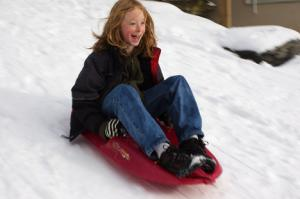 Choose the Right Hill for Sledding