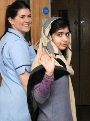 Malala Yousafzai, Child Activist Shot by Taliban, Closes Book Deal