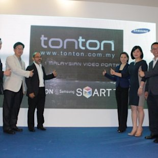 Tonton Media Prima Melalui Samsung SMART TV