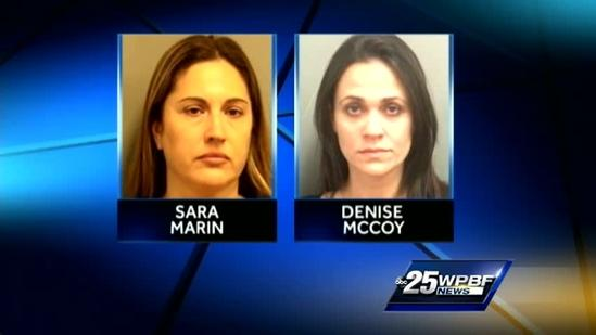 Wife of Boca Raton police officer arrested in prostitution bust