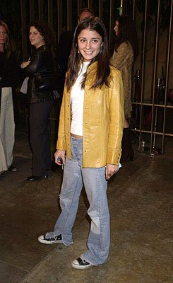 Shiri Appleby at the Hollywood premiere of Donnie Darko