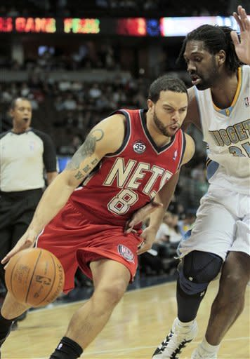 Gallinari scores 22 as Nuggets beat Nets 123-115