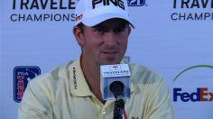 Thompson reflects on U.S. Open before the Travelers
