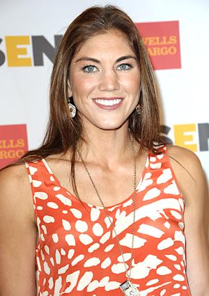"Hope Solo on Olympic Village: ""There's a Lot of Sex Going On"""