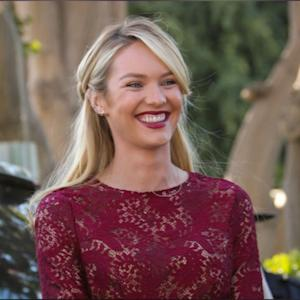 Candice Swanepoel Poses Topless, Flaunts Tanned Booty In Behind-the-Scenes Victoria's Secret Pics