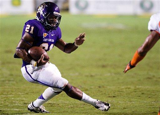 East Carolina holds off UTEP for 28-18 win
