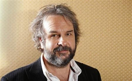 Director Peter Jackson poses for a portrait while promoting his film &quot;The Hobbit: An Unexpected Journey&quot; in New York, December 7, 2012. REUTERS/Carlo Allegri